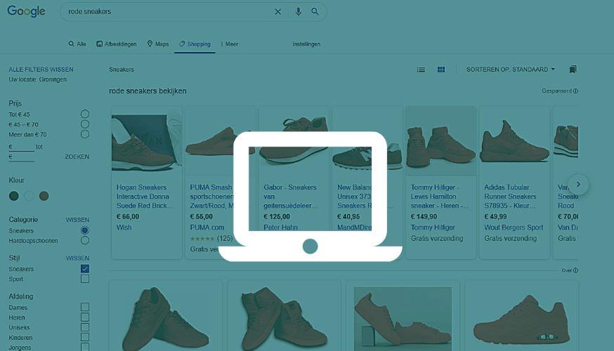 Google Shopping Gratis inzetten